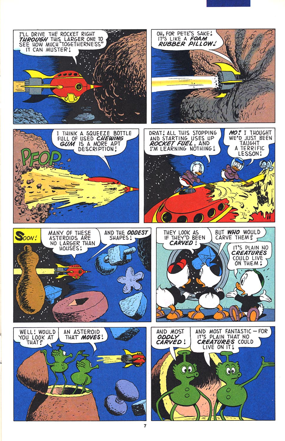 Read online Uncle Scrooge (1953) comic -  Issue #268 - 8