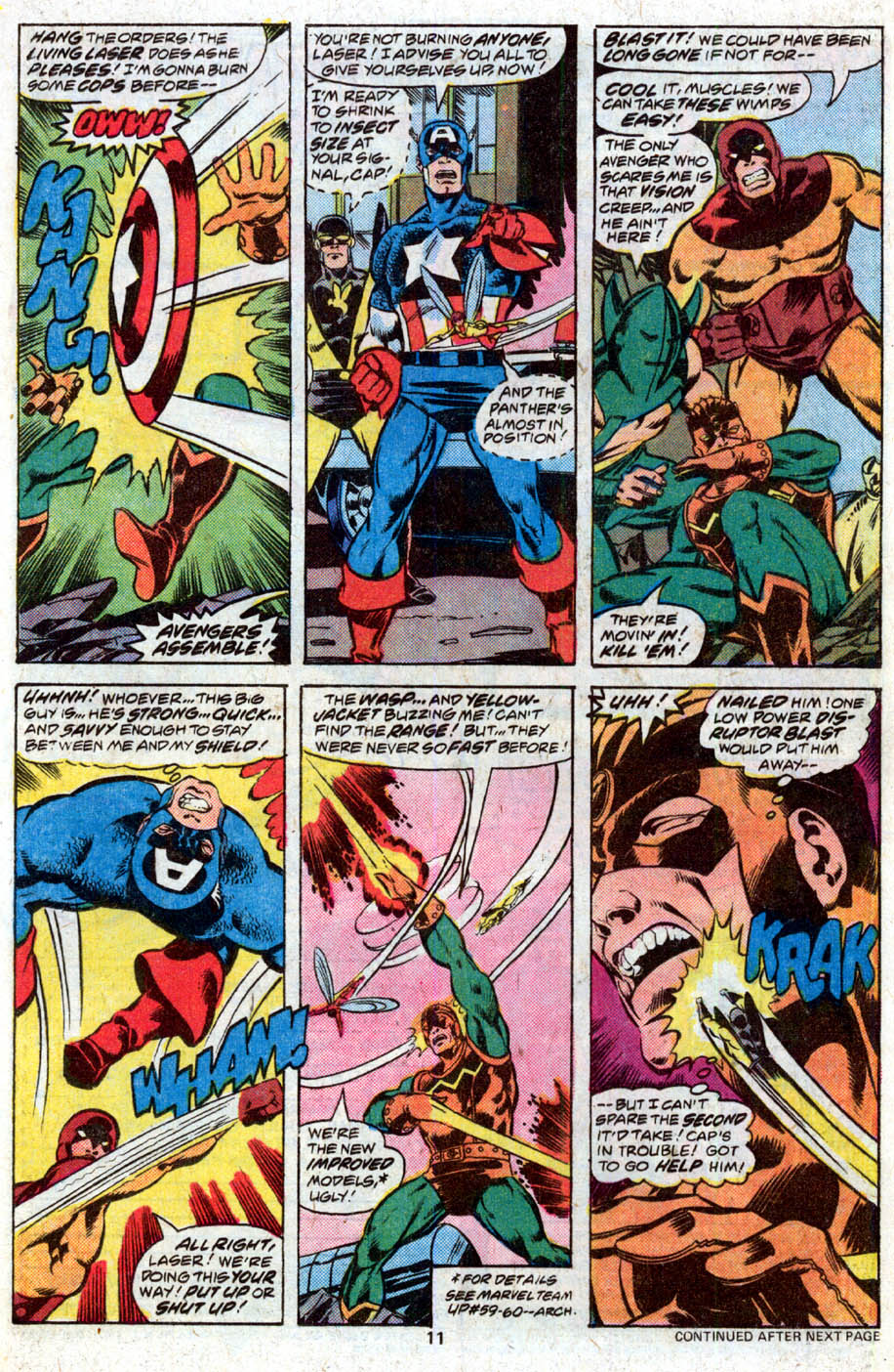 The Avengers (1963) 164 Page 7