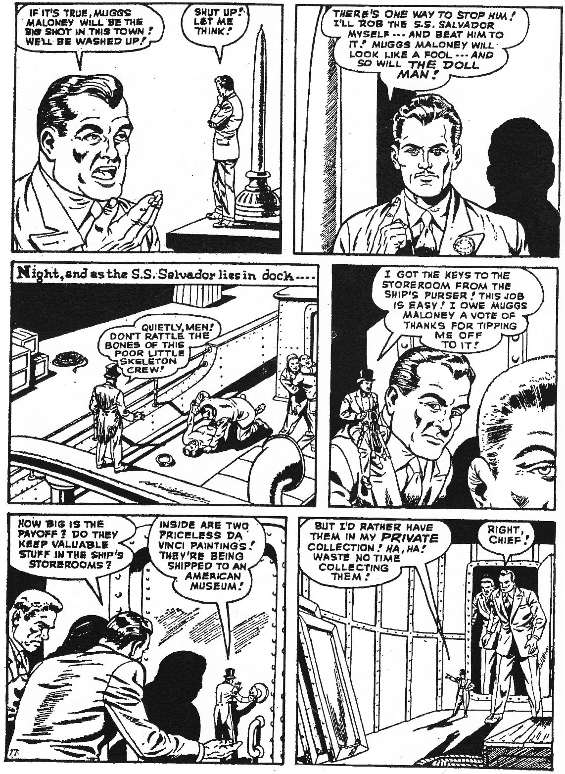 Read online Men of Mystery Comics comic -  Issue #65 - 20