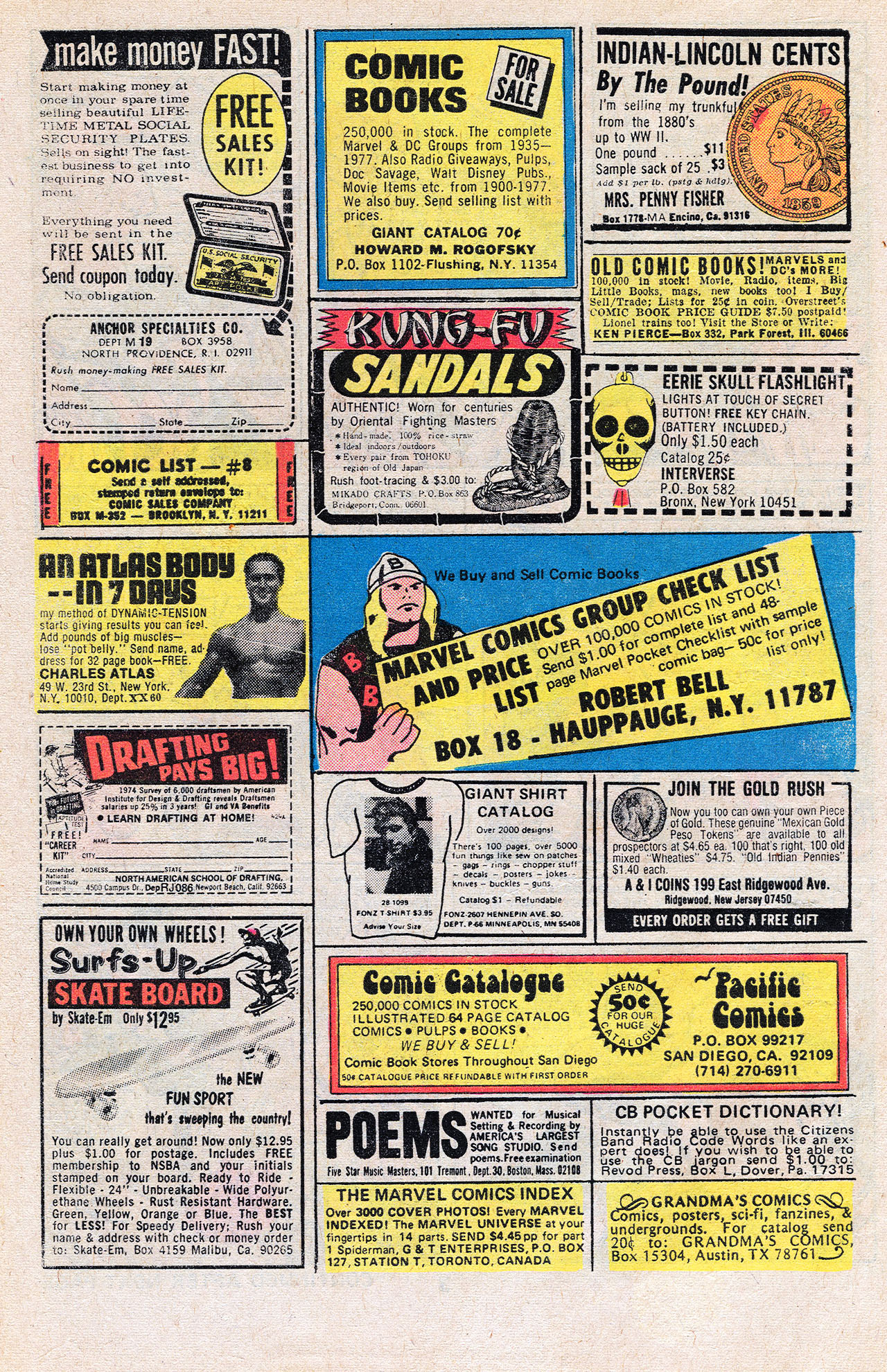 Read online Two-Gun Kid comic -  Issue #134 - 6