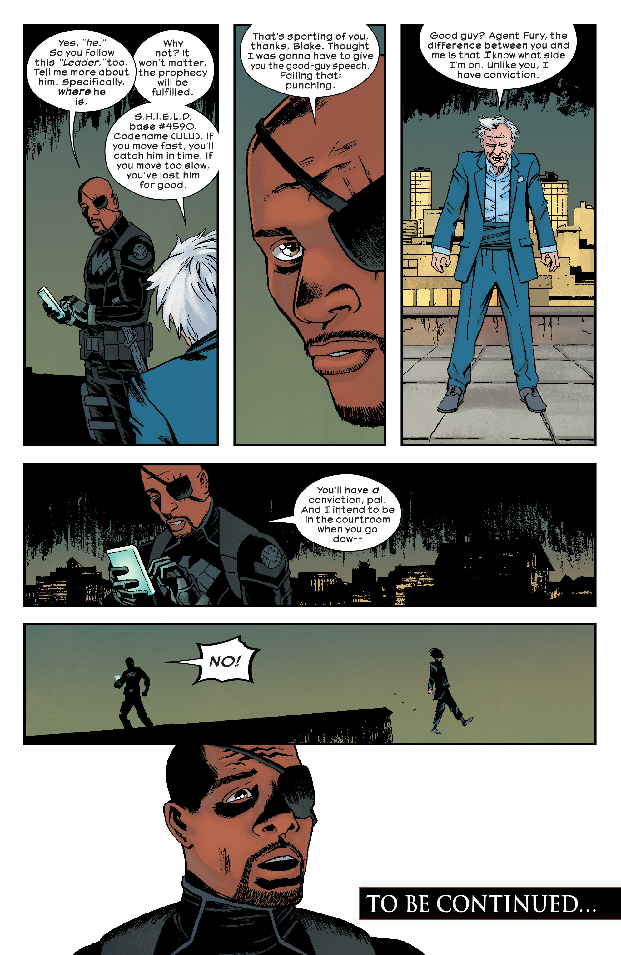 Read online Civil War II: Choosing Sides comic -  Issue #2 - 25