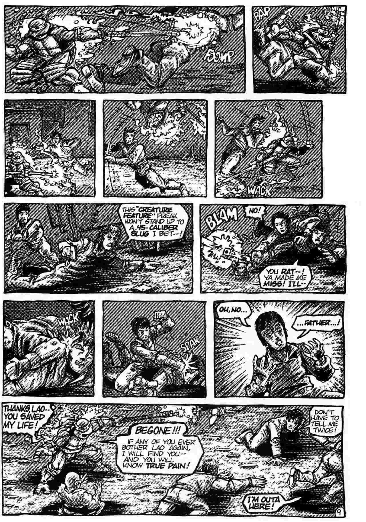 Read online Shell Shock comic -  Issue # Full - 41