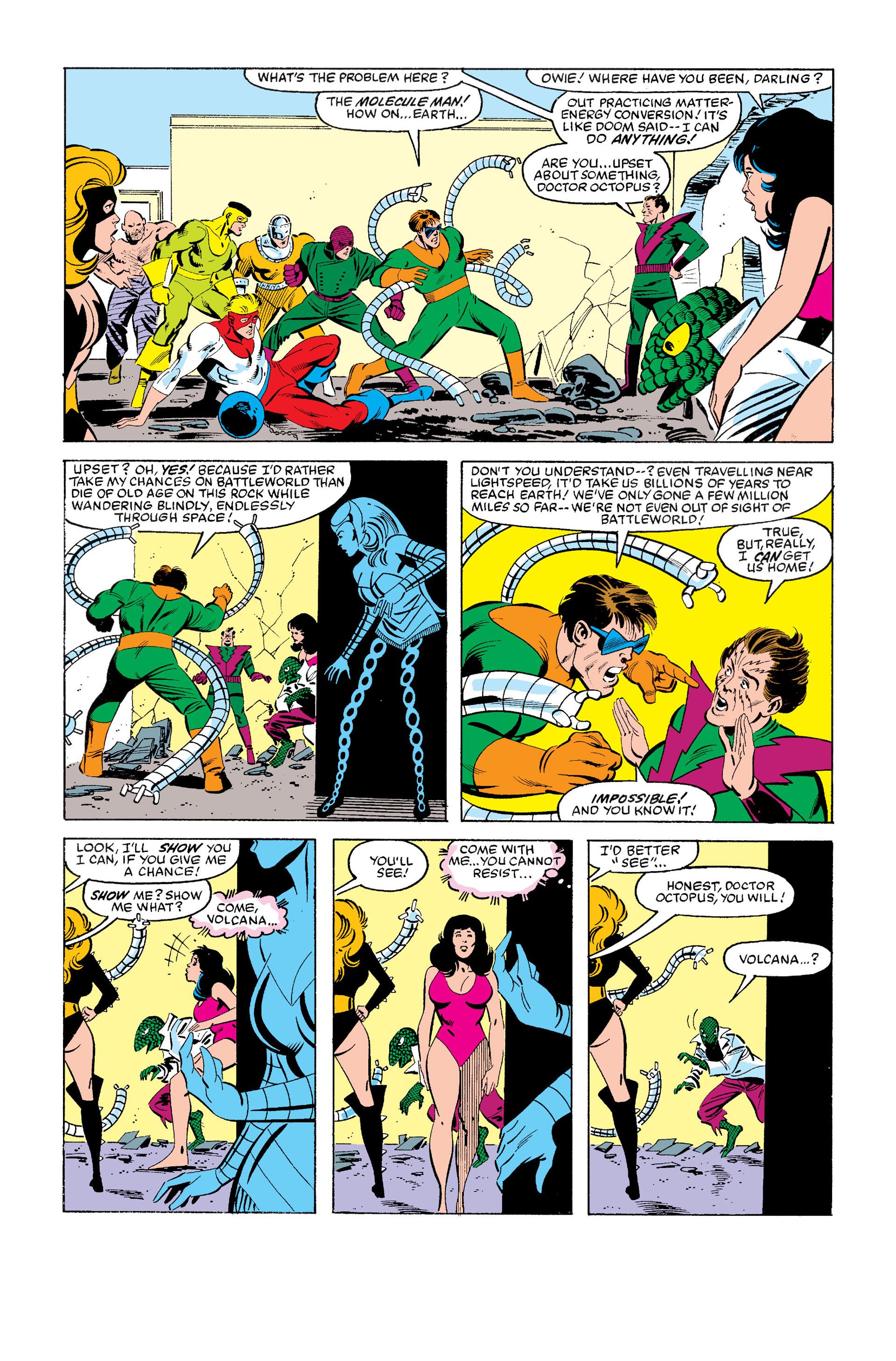 Read online Secret Wars (1985) comic -  Issue #12 - 10