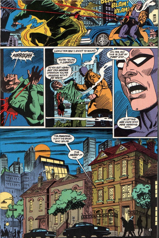 Read online The Phantom (1988) comic -  Issue #4 - 4