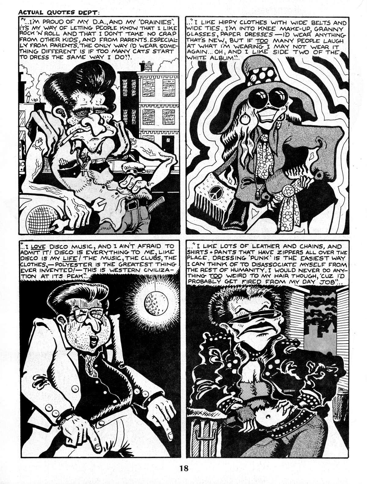 Read online Neat Stuff comic -  Issue #3 - 20