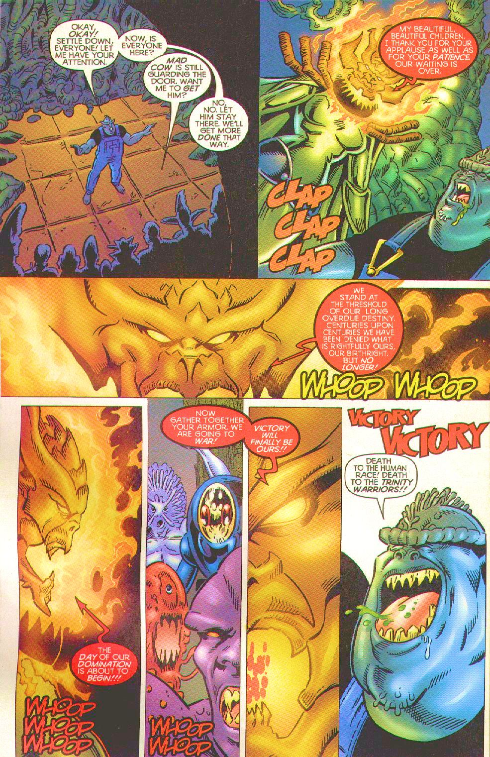 Read online Trinity Angels comic -  Issue #10 - 3