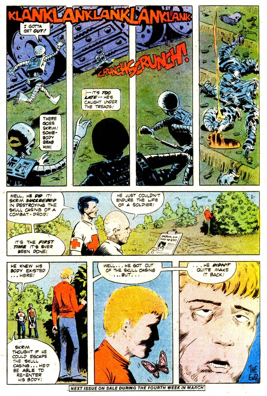 Read online Sgt. Rock comic -  Issue #316 - 31