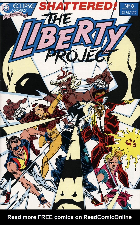 Liberty Project 8 Page 1