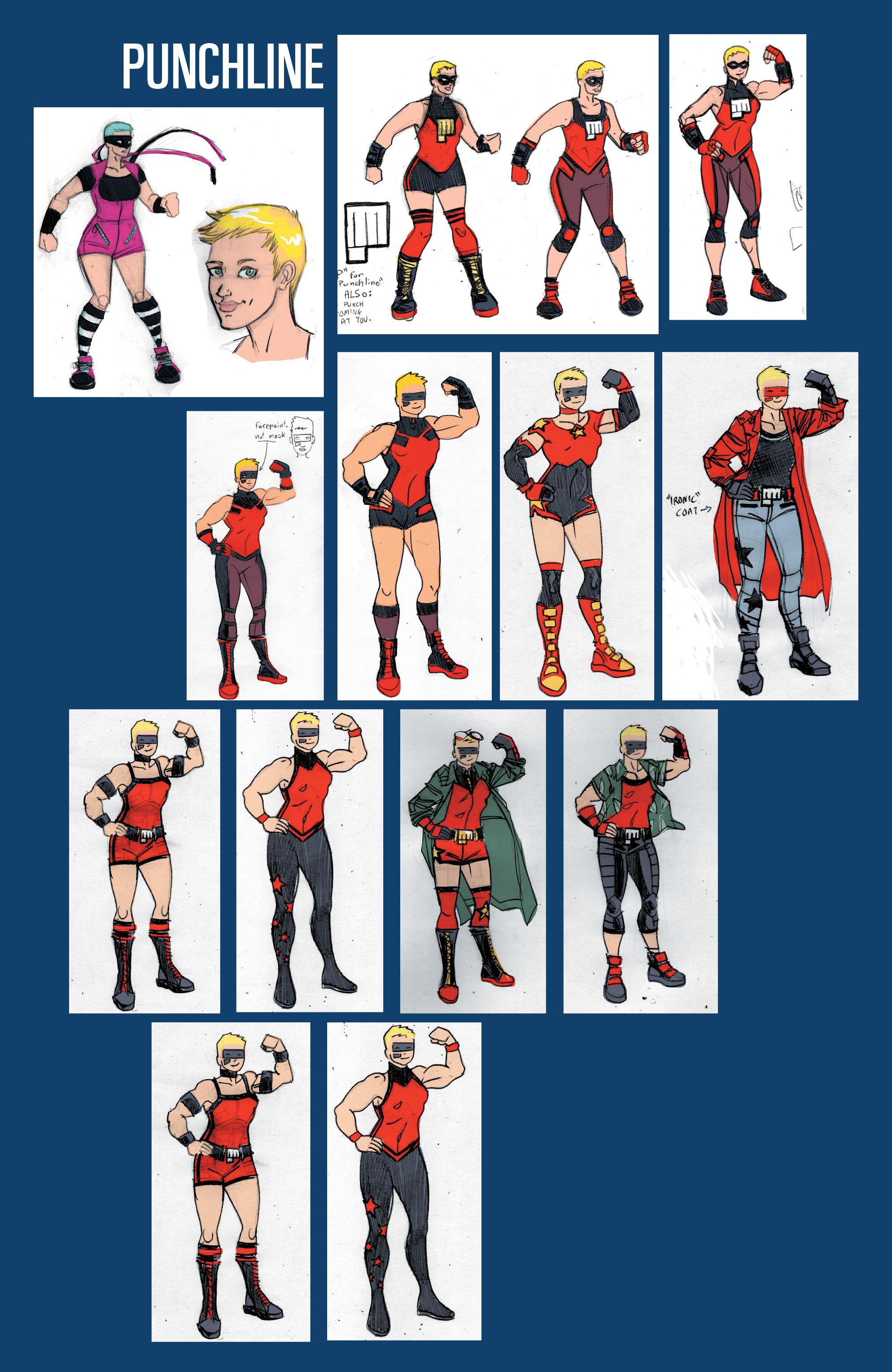 Read online Secret Identities comic -  Issue # _TPB - 180