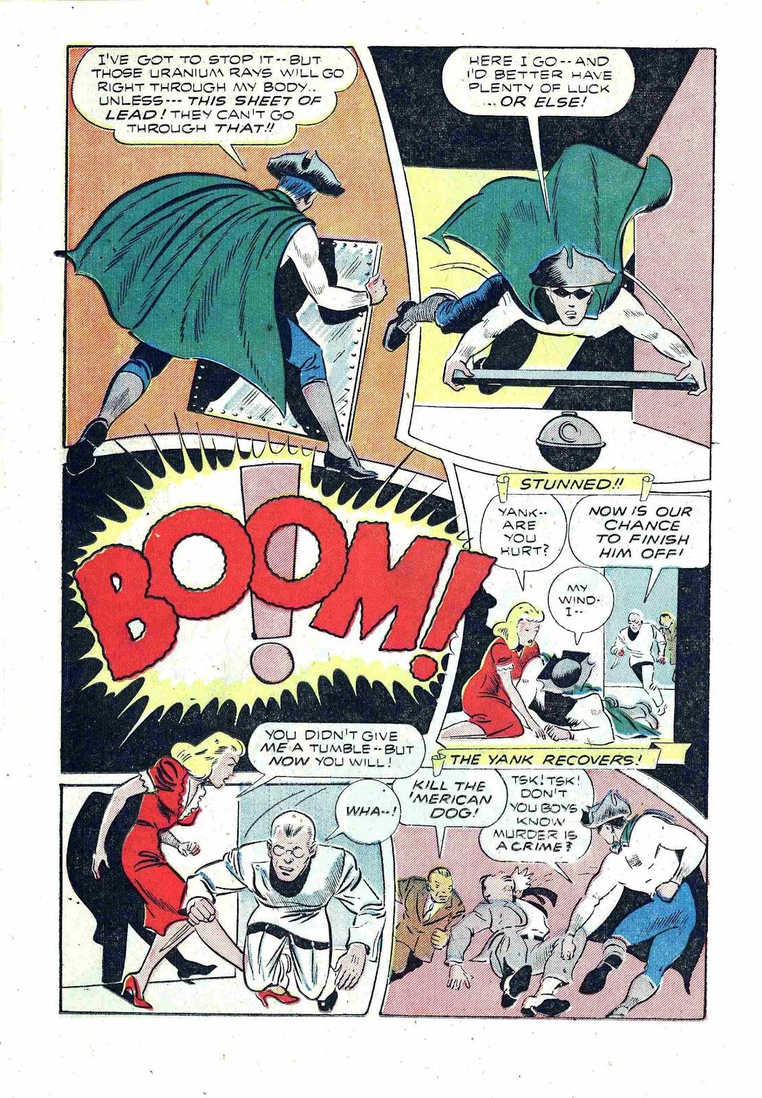 Read online America's Best Comics comic -  Issue #13 - 24