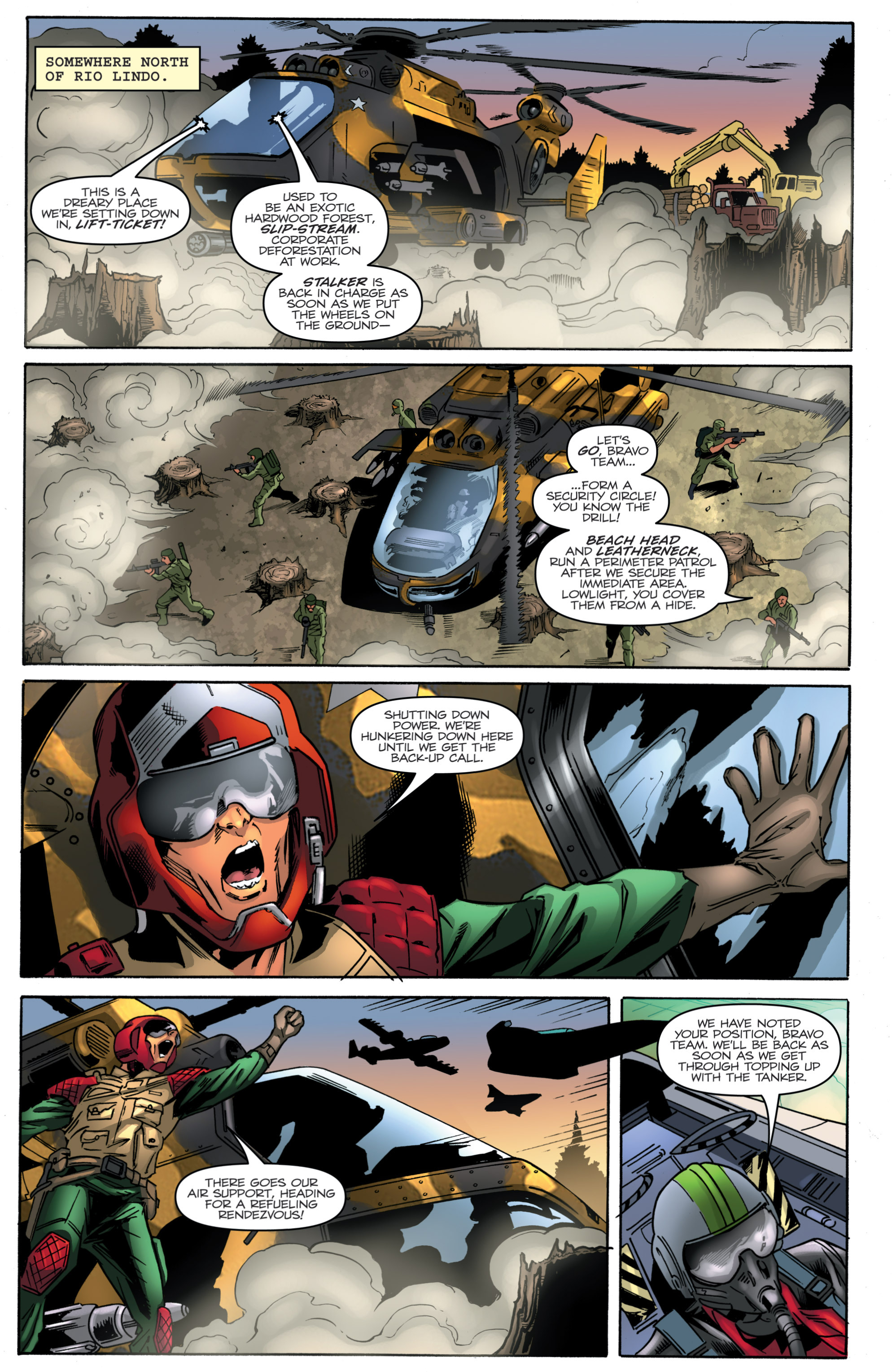 G.I. Joe: A Real American Hero 195 Page 9