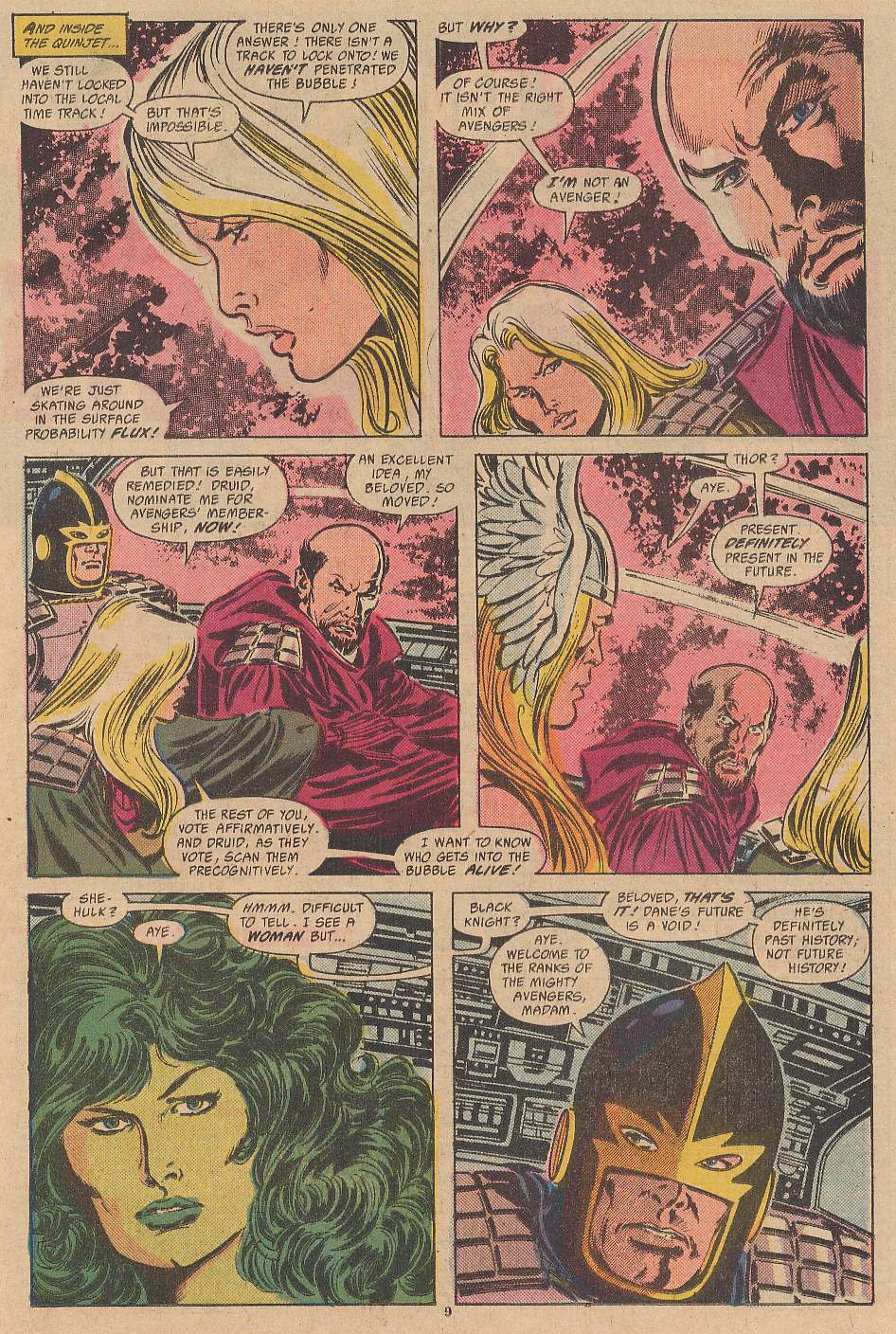 The Avengers (1963) 297 Page 7