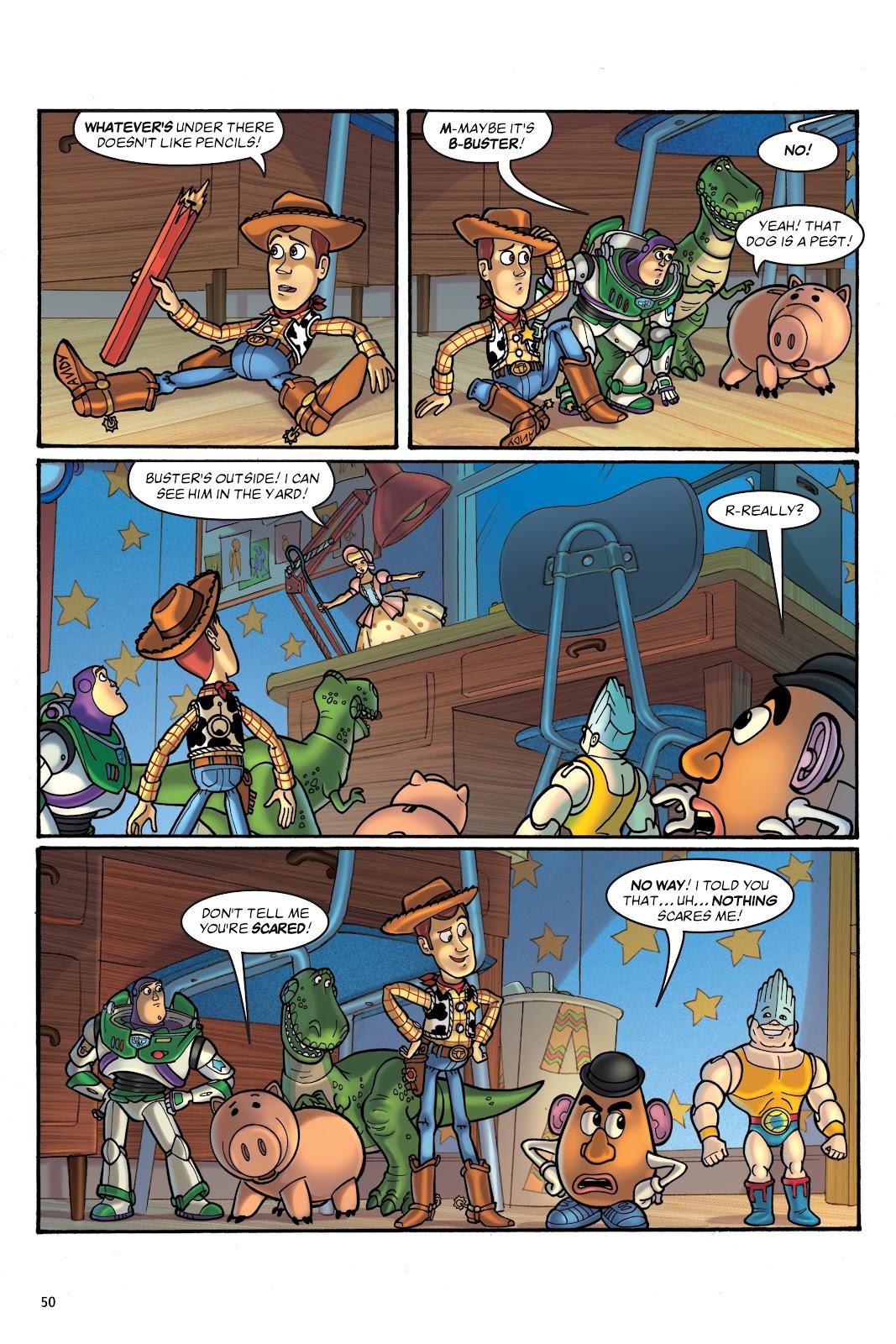 Read online DISNEY·PIXAR Toy Story Adventures comic -  Issue # TPB 1 (Part 1) - 50