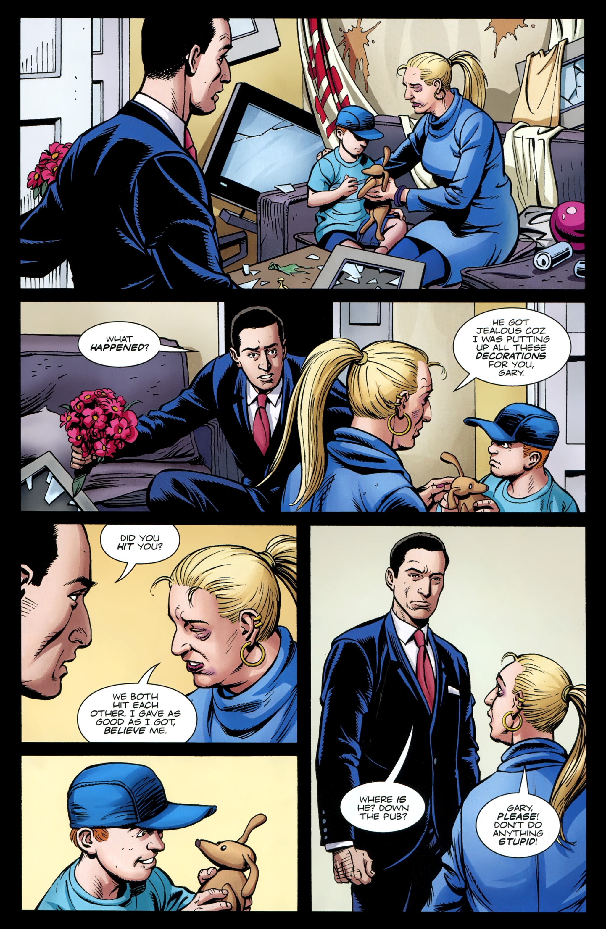 Read online Secret Service comic -  Issue #4 - 24