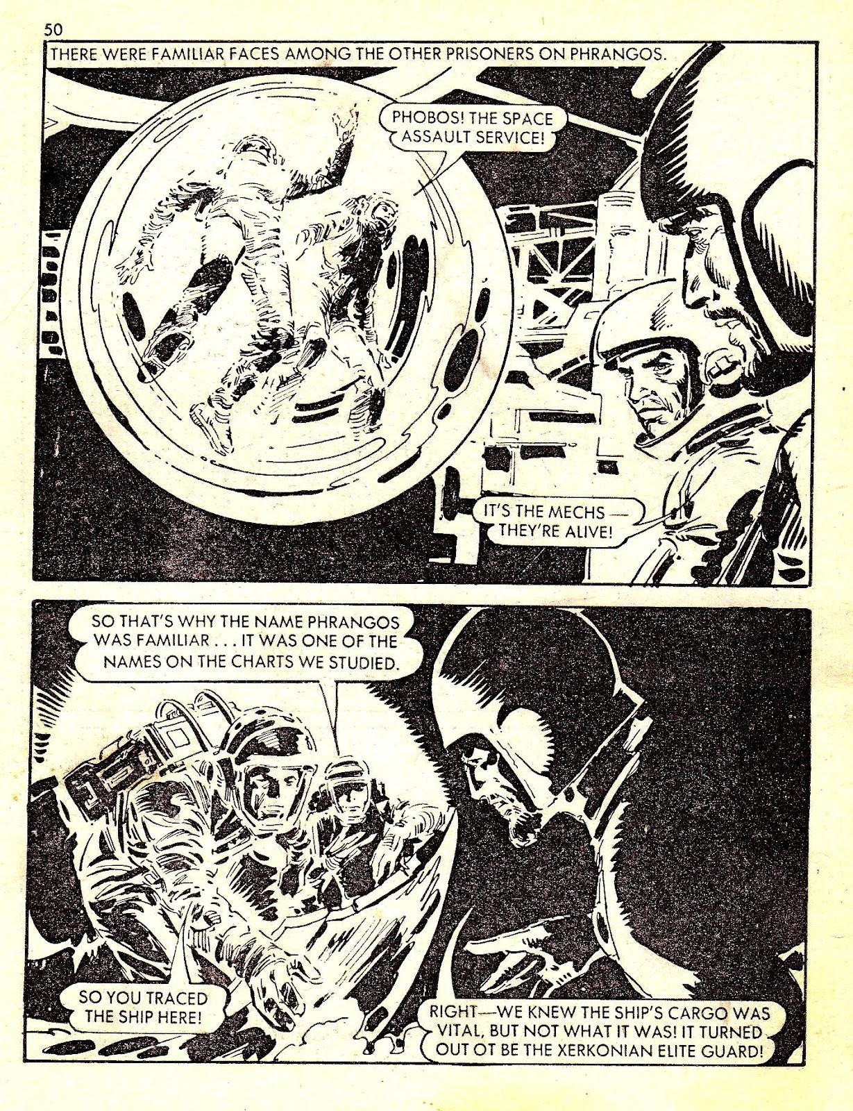 Starblazer issue 140 - Page 50