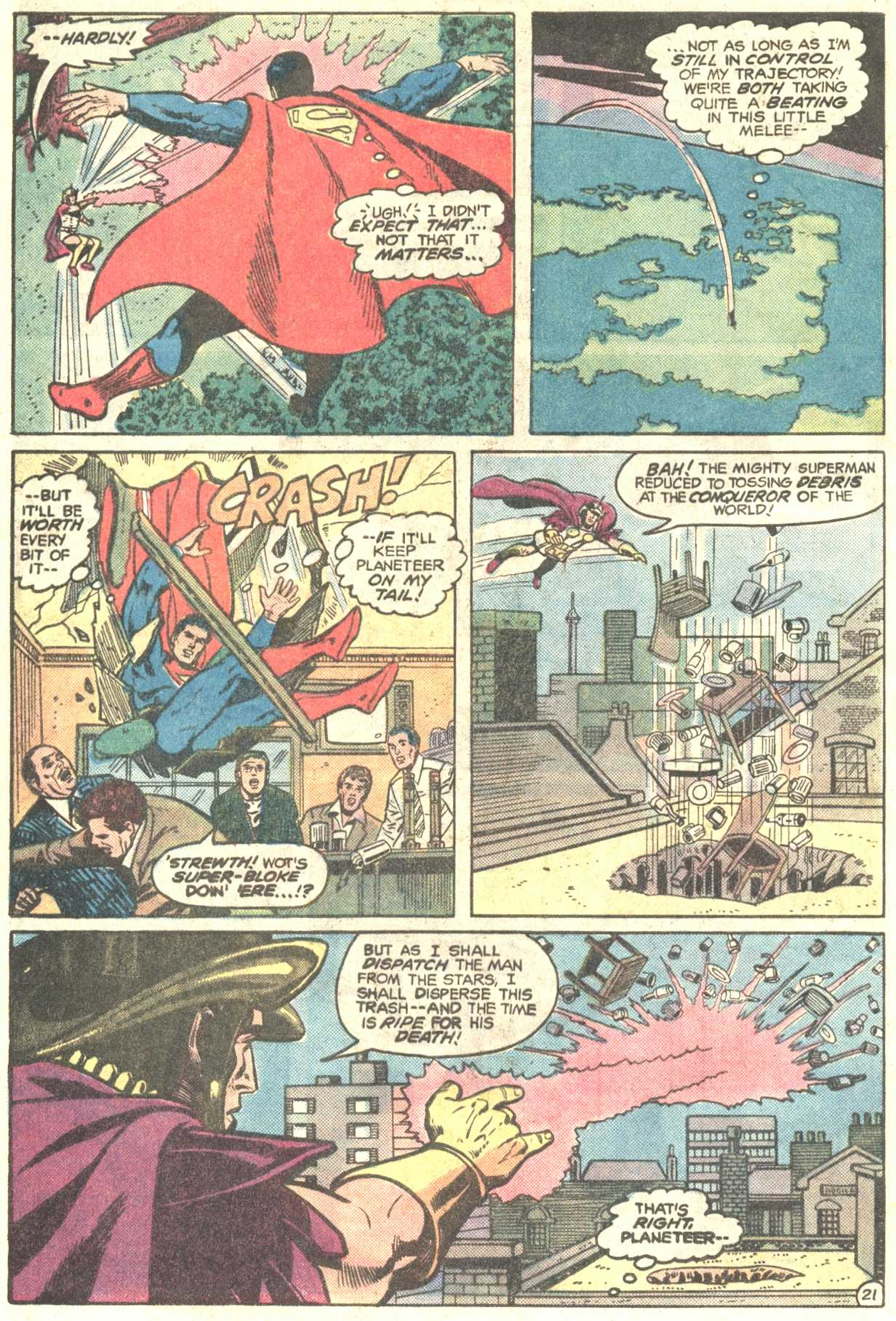 Read online Action Comics (1938) comic -  Issue #547 - 28