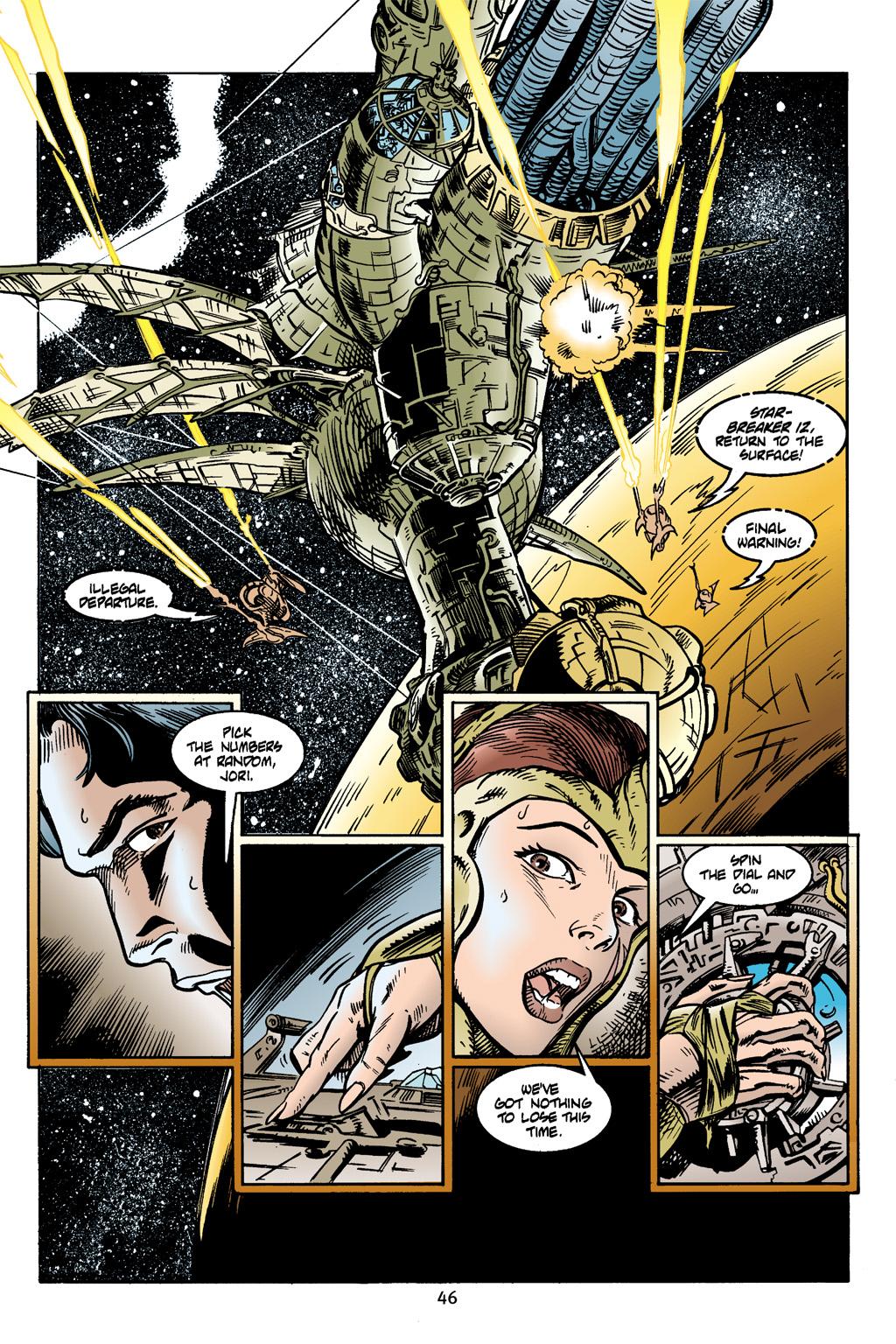 Read online Star Wars Omnibus comic -  Issue # Vol. 4 - 44