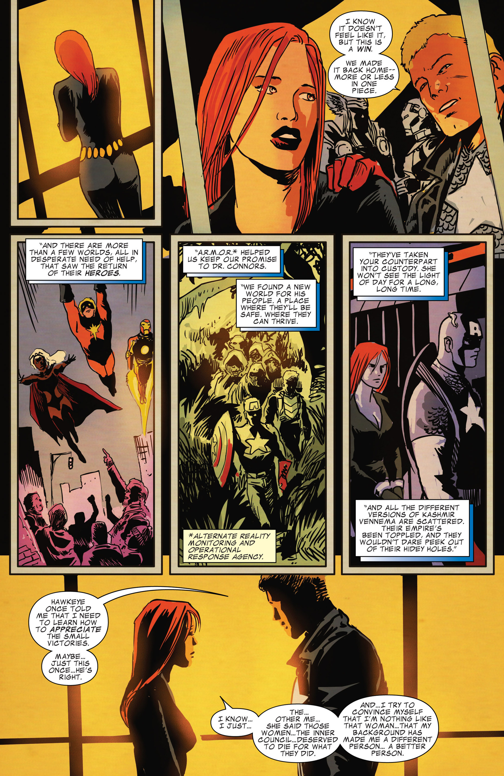 Read online Captain America And Black Widow comic -  Issue #640 - 20