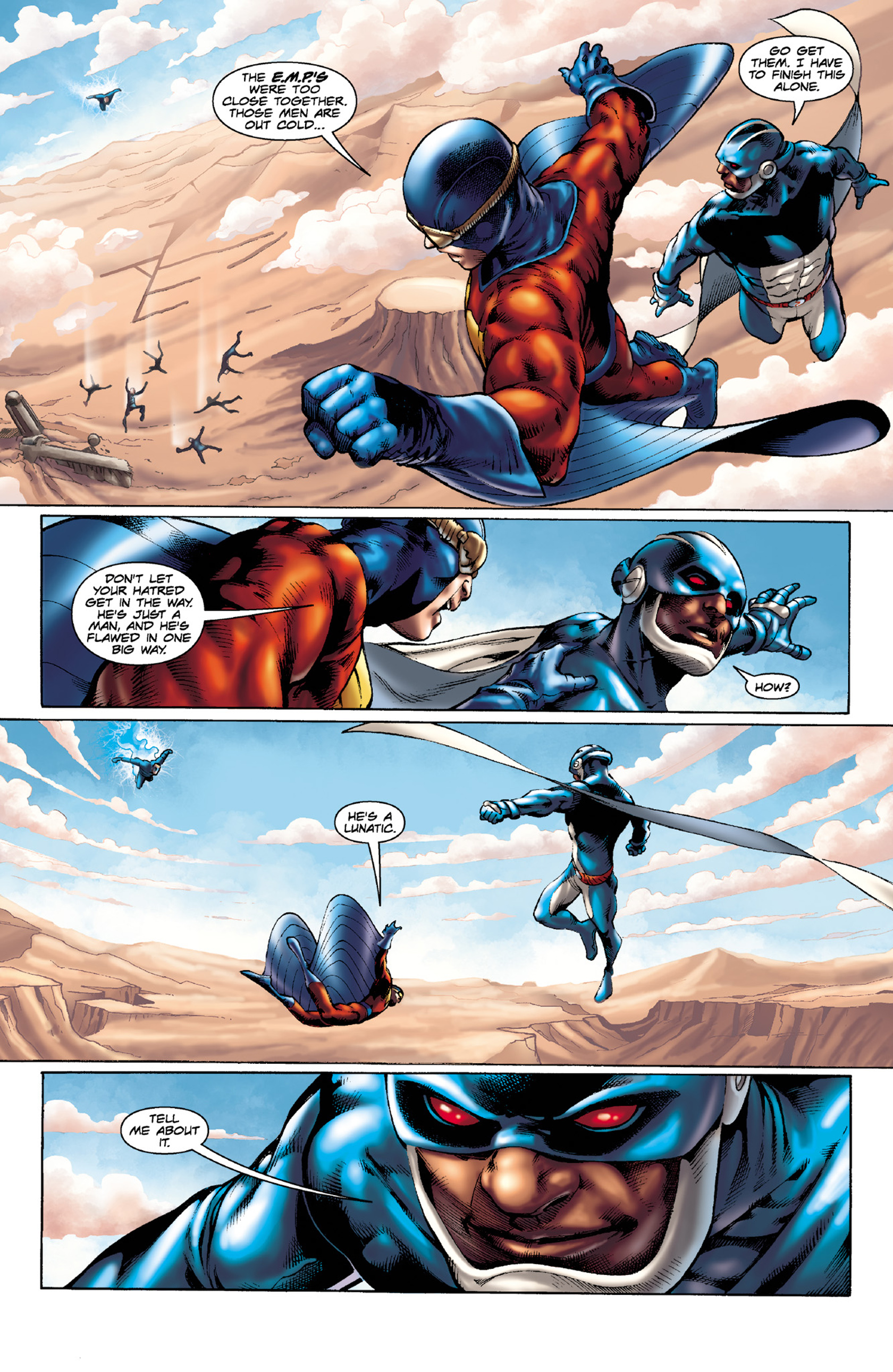 Read online Skyman comic -  Issue #4 - 9