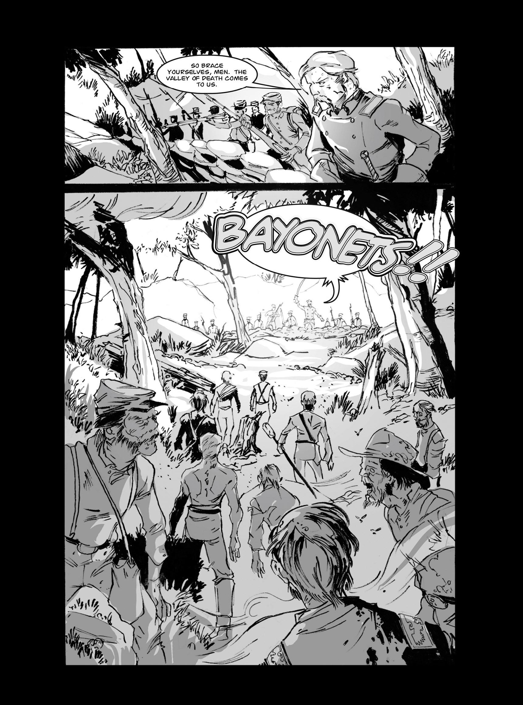 Read online FUBAR comic -  Issue #3 - 134