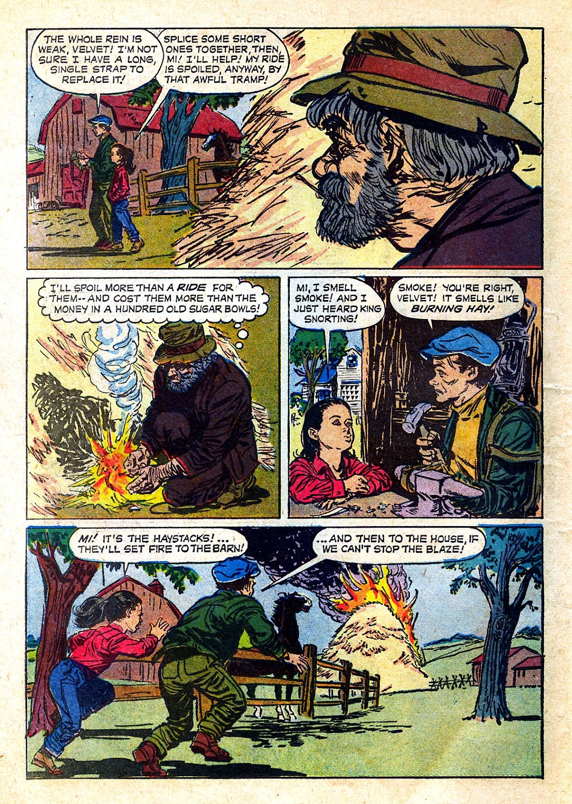 Four Color Comics issue 1195 - Page 21