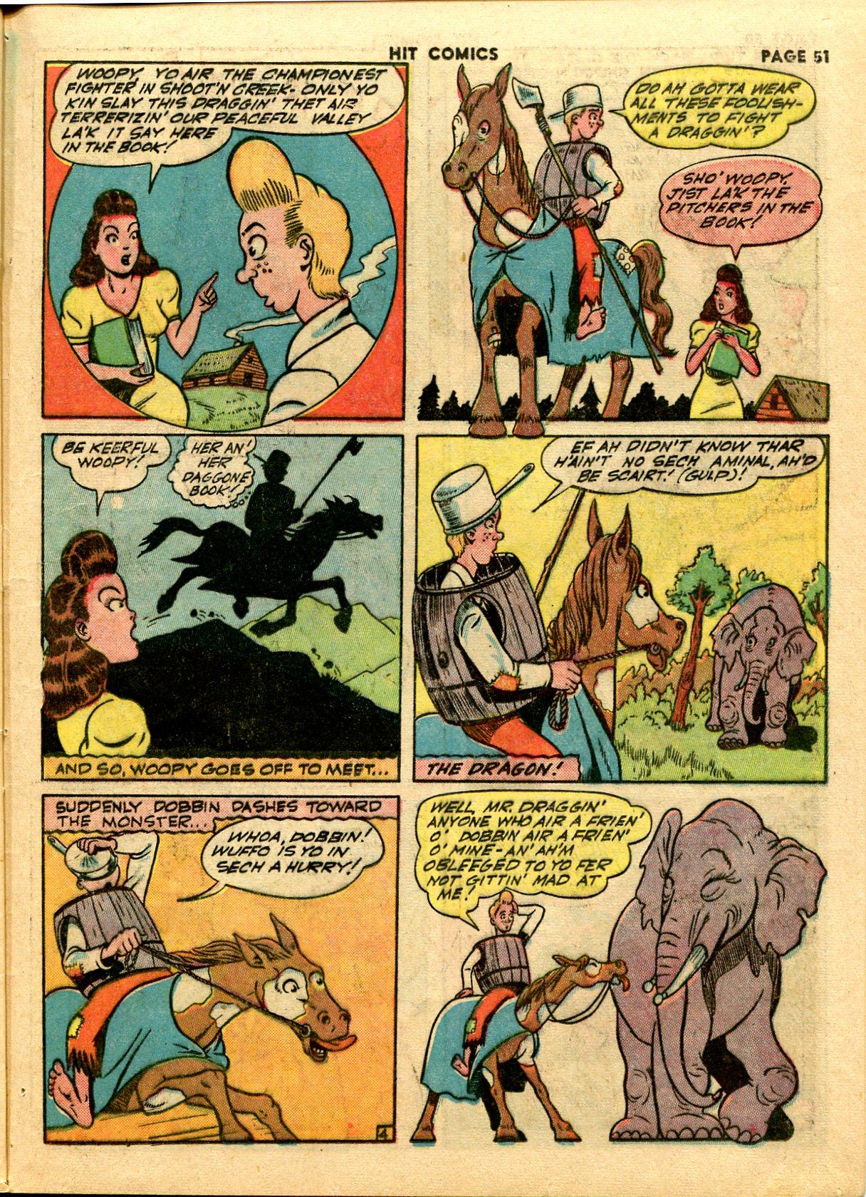 Read online Hit Comics comic -  Issue #28 - 54
