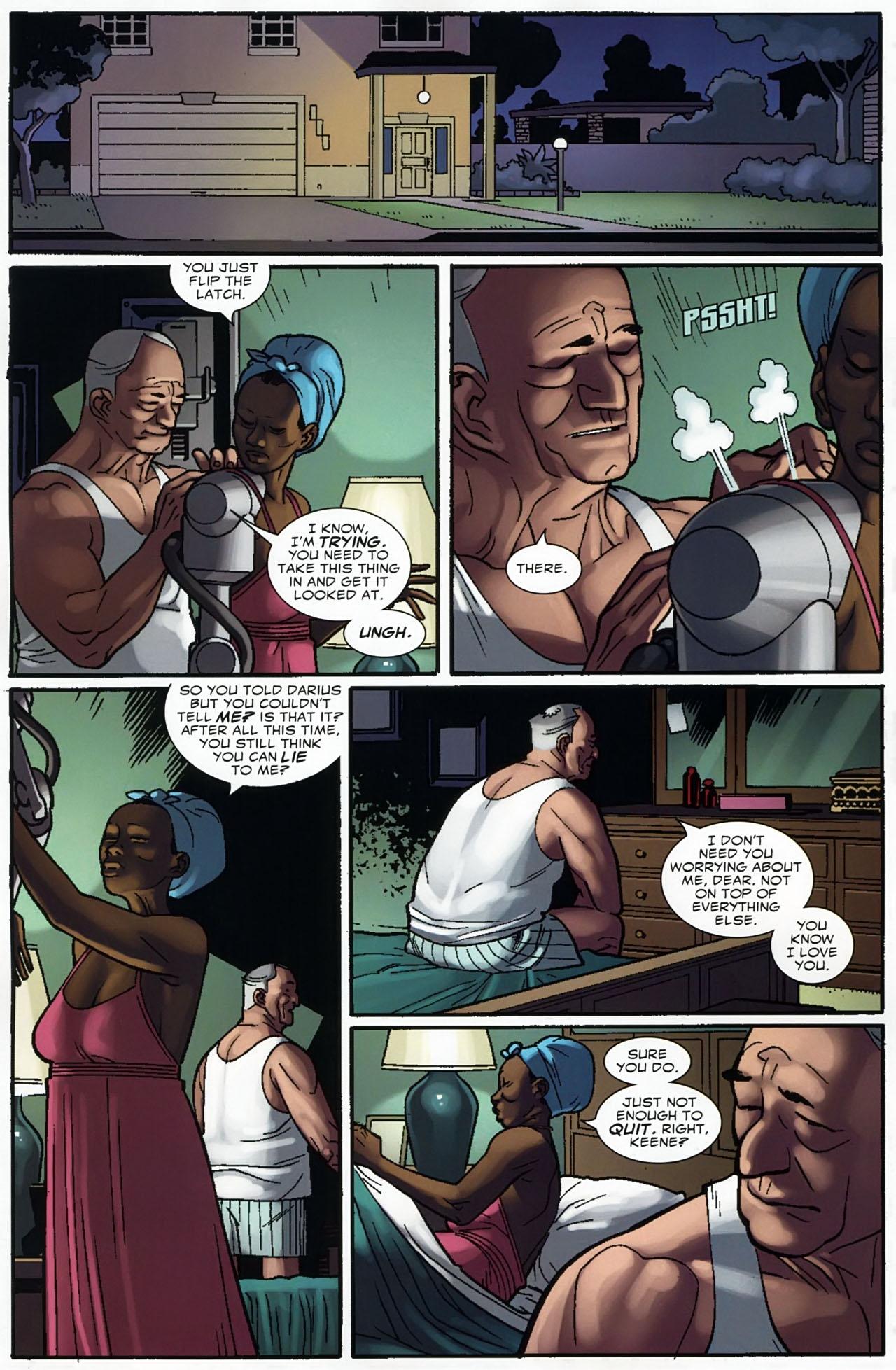Read online Destroyer comic -  Issue #2 - 12