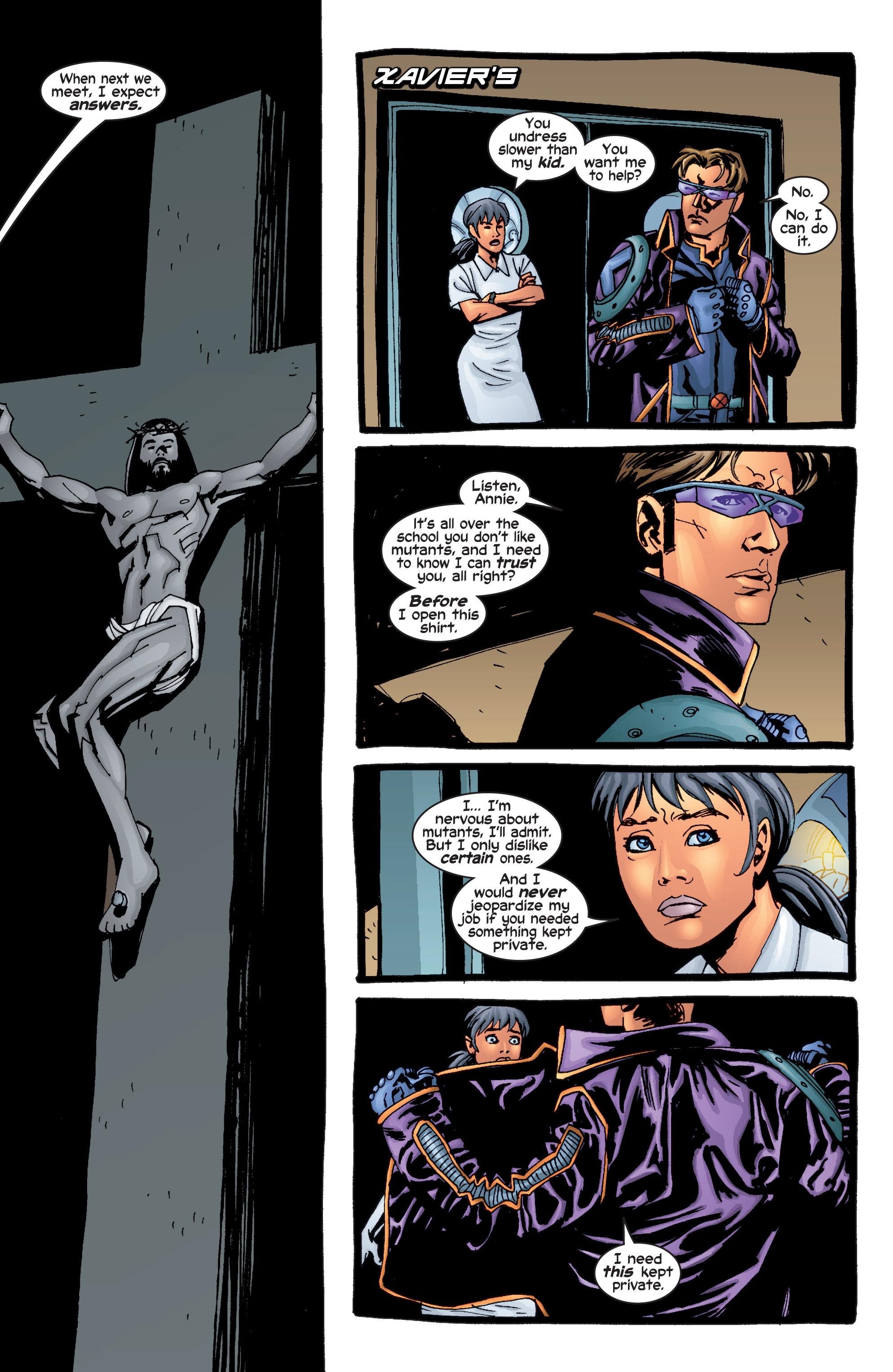 Read online Uncanny X-Men (1963) comic -  Issue #415 - 12