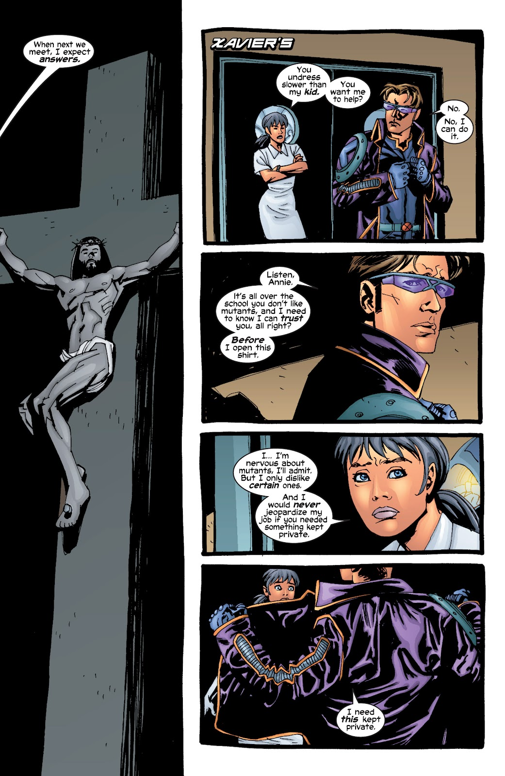 Uncanny X-Men (1963) issue 415 - Page 12
