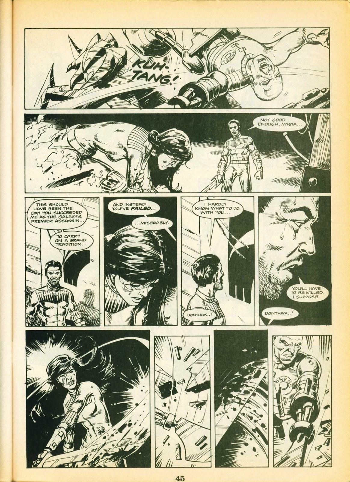 Warrior Issue #11 #12 - English 45