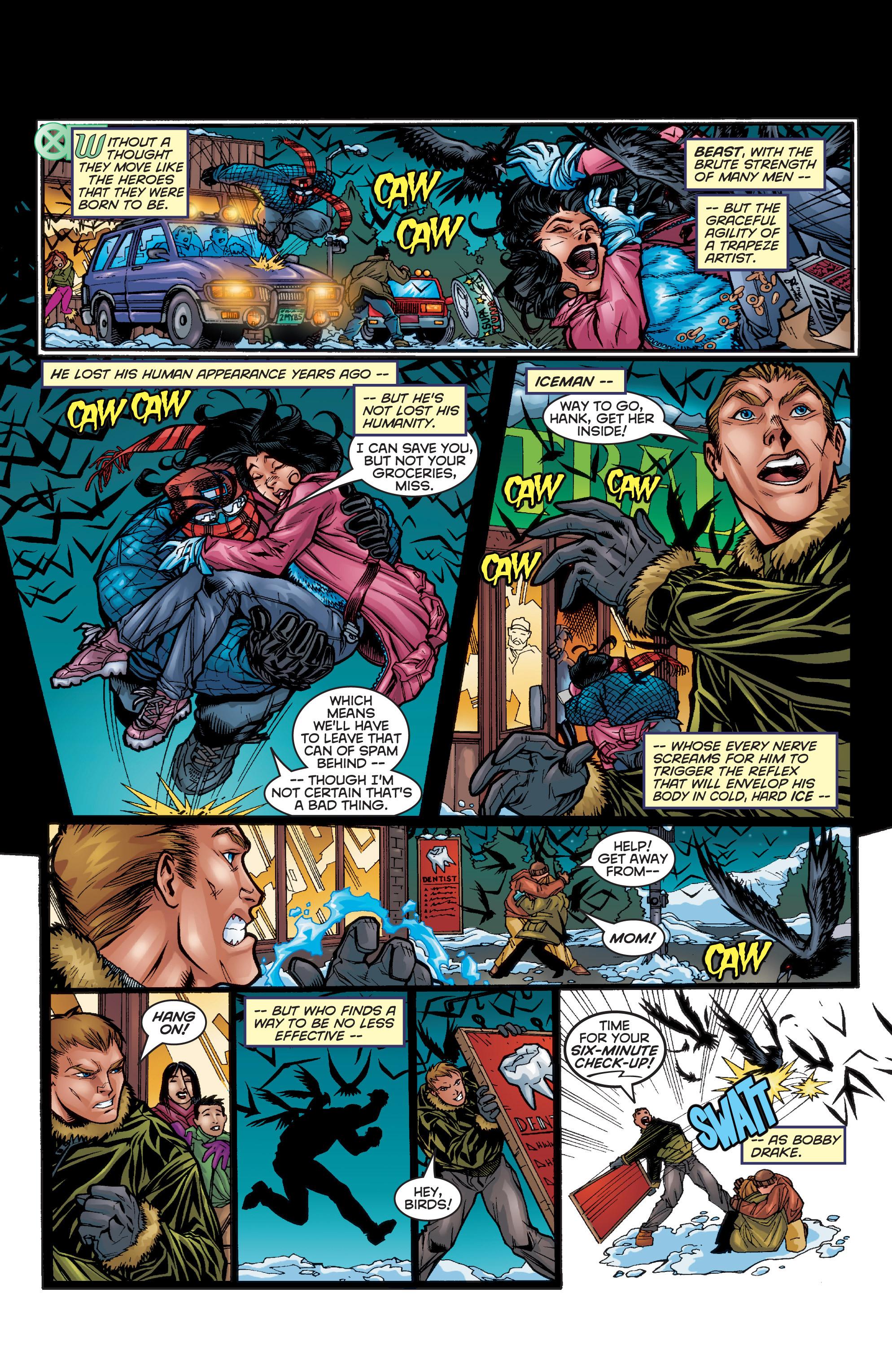 Read online Uncanny X-Men (1963) comic -  Issue #357 - 6