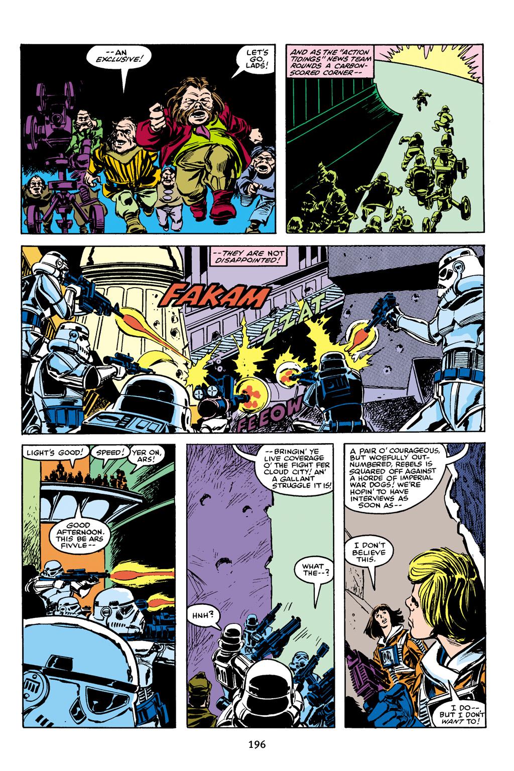 Read online Star Wars Omnibus comic -  Issue # Vol. 16 - 194