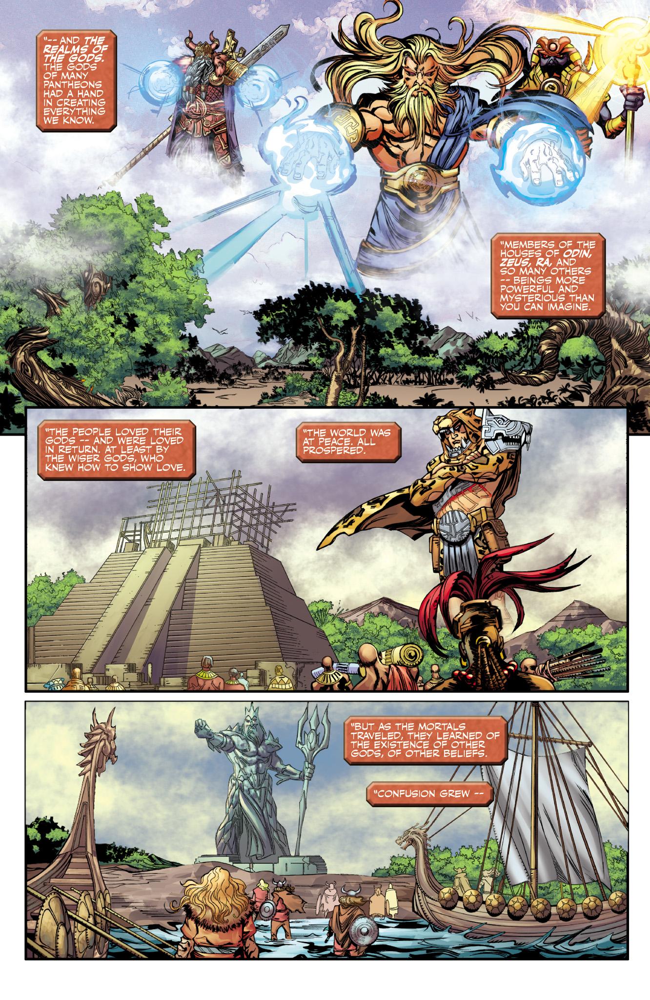 Read online SMITE comic -  Issue # Full - 6