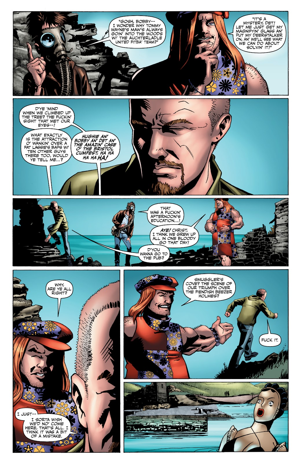 Read online The Boys Omnibus comic -  Issue # TPB 4 (Part 3) - 49
