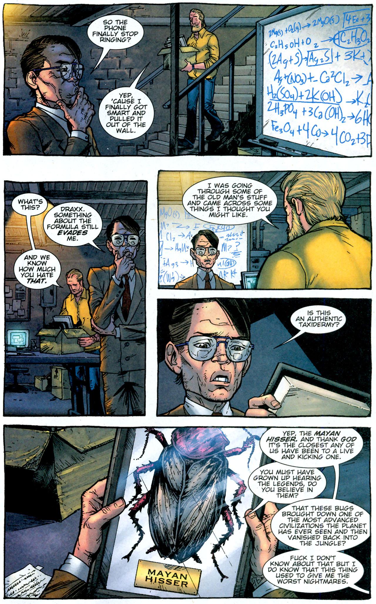 Read online The Exterminators comic -  Issue #14 - 14