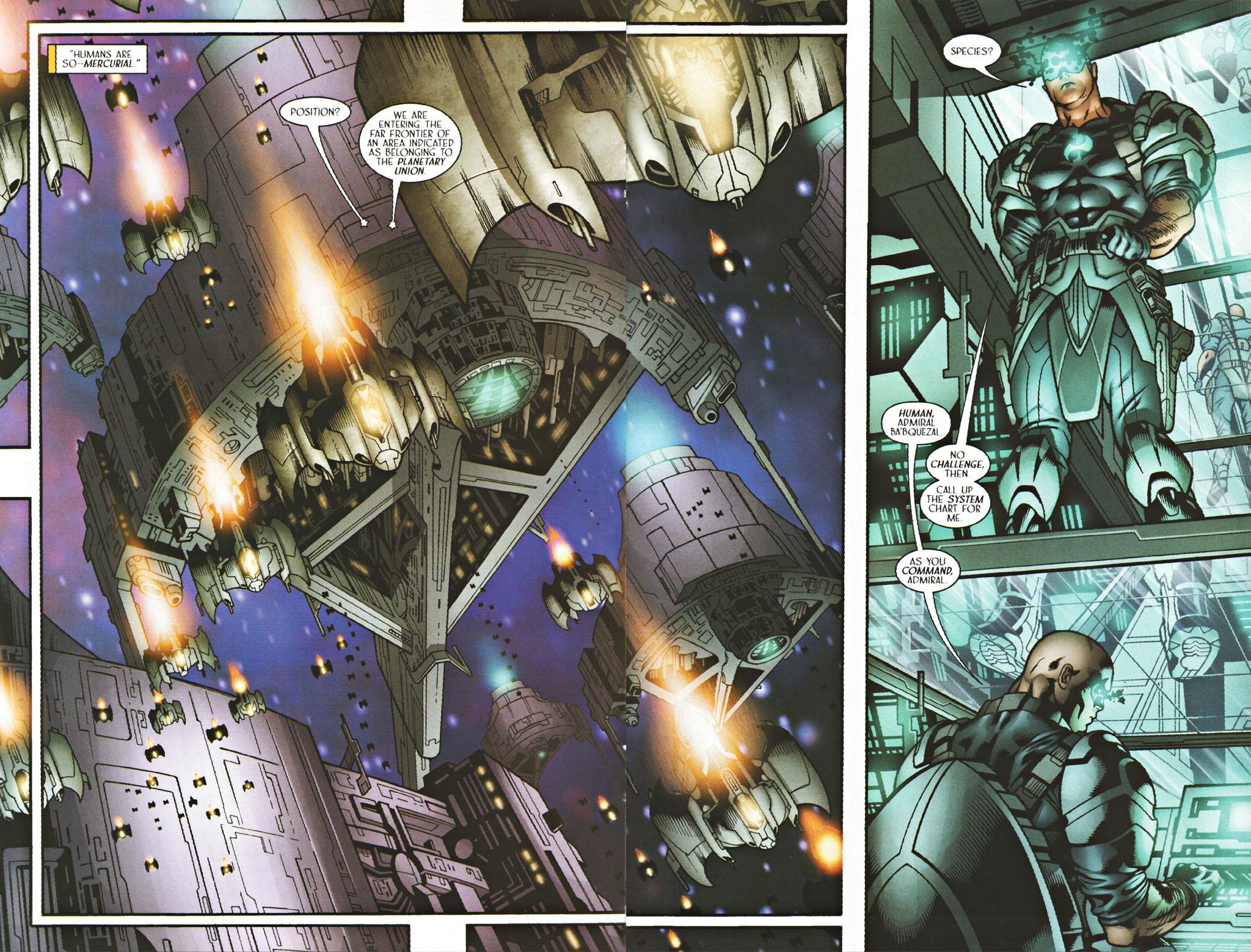 Read online Sigil (2000) comic -  Issue #40 - 13