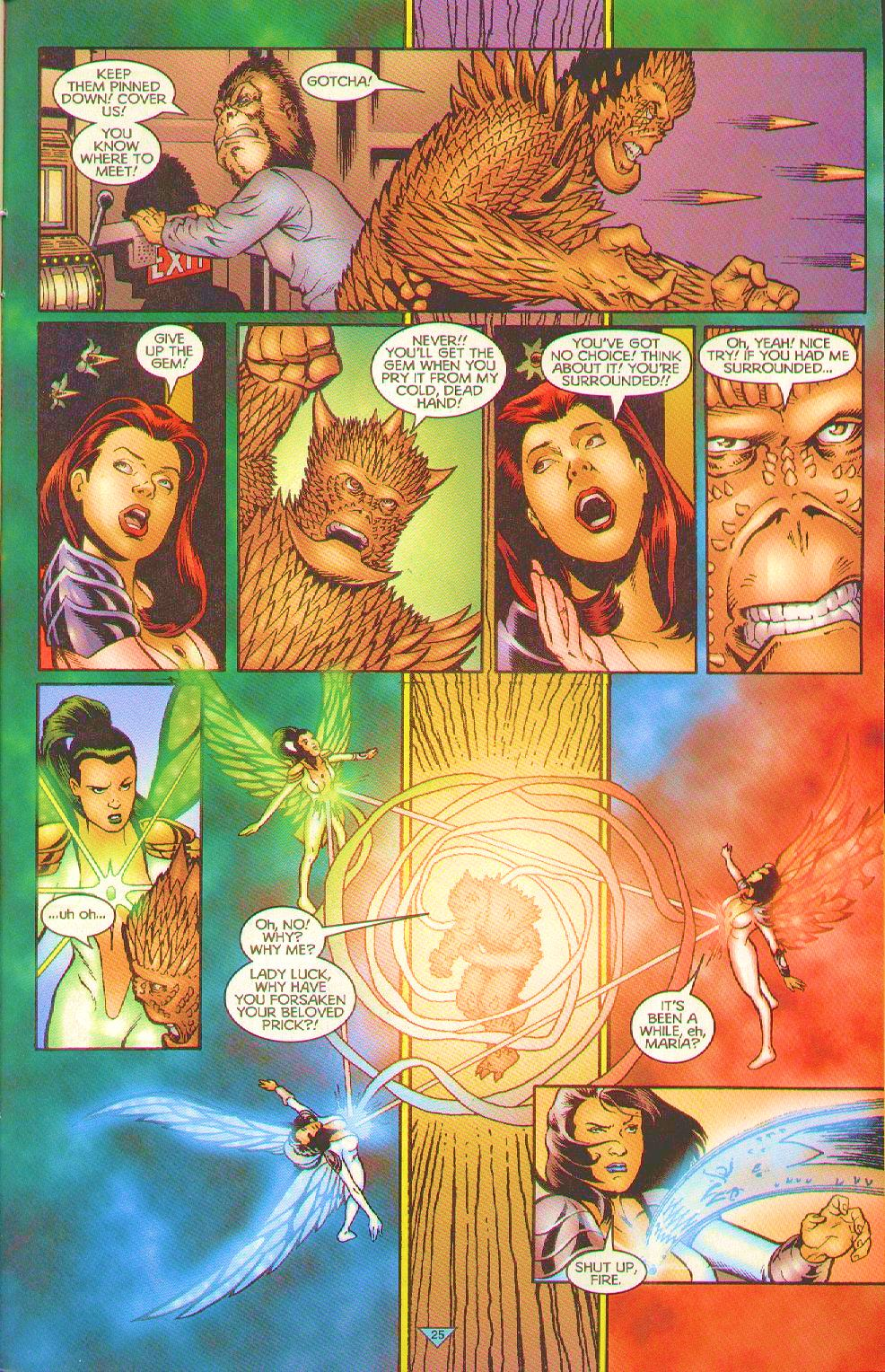 Read online Trinity Angels comic -  Issue #7 - 22