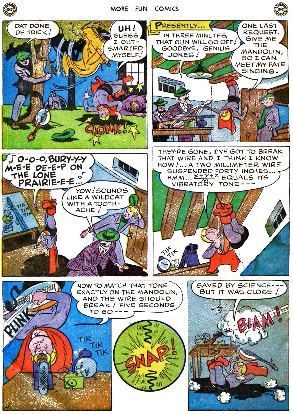 More Fun Comics issue 120 - Page 59