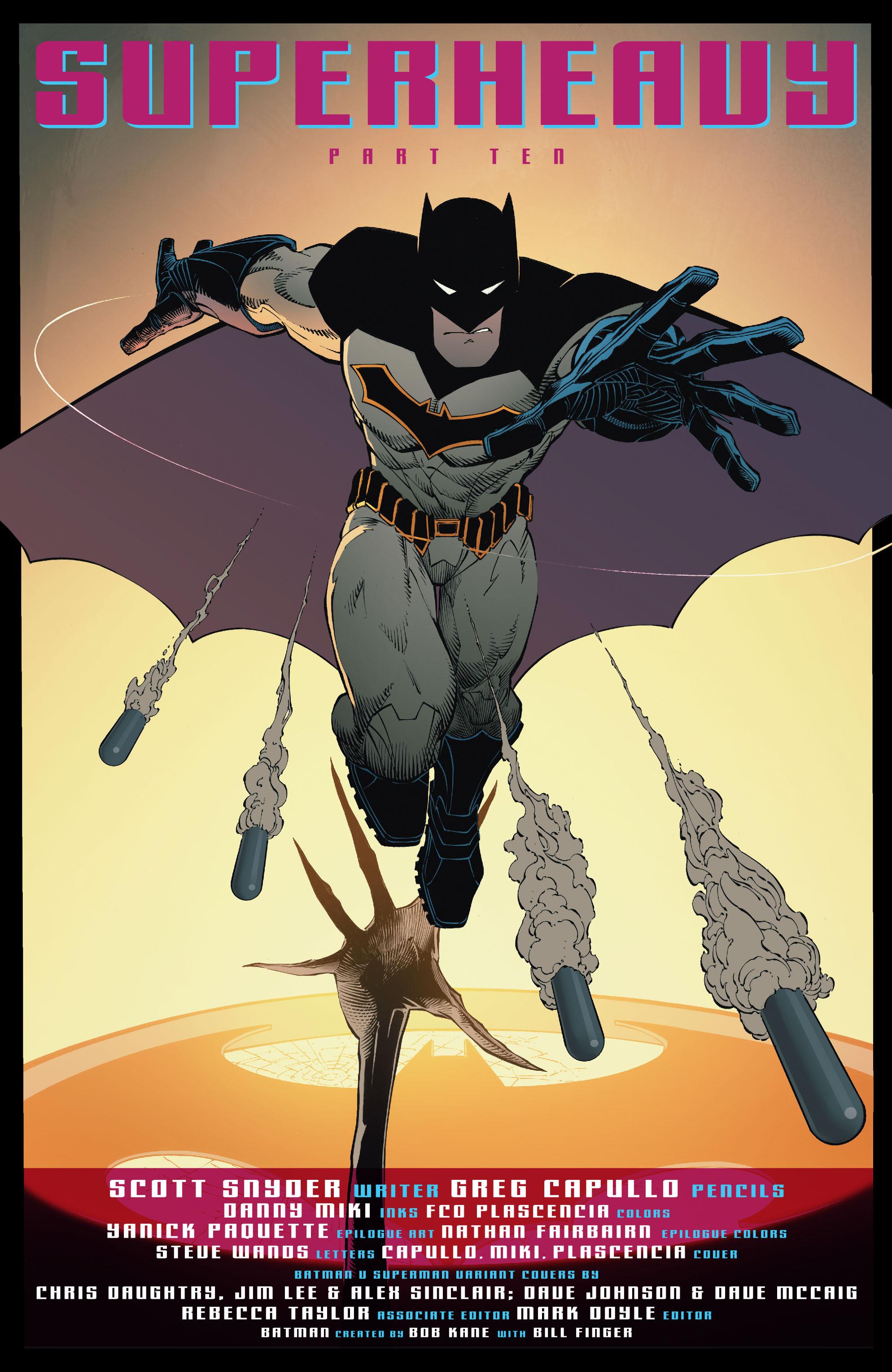 Read online Batman (2011) comic -  Issue # _TPB 9 - 100