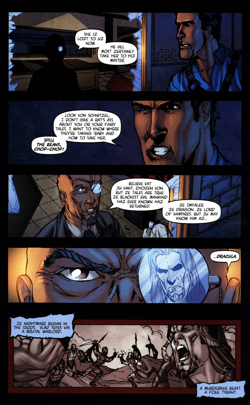 Army of Darkness (2006) Issue #9 #5 - English 15