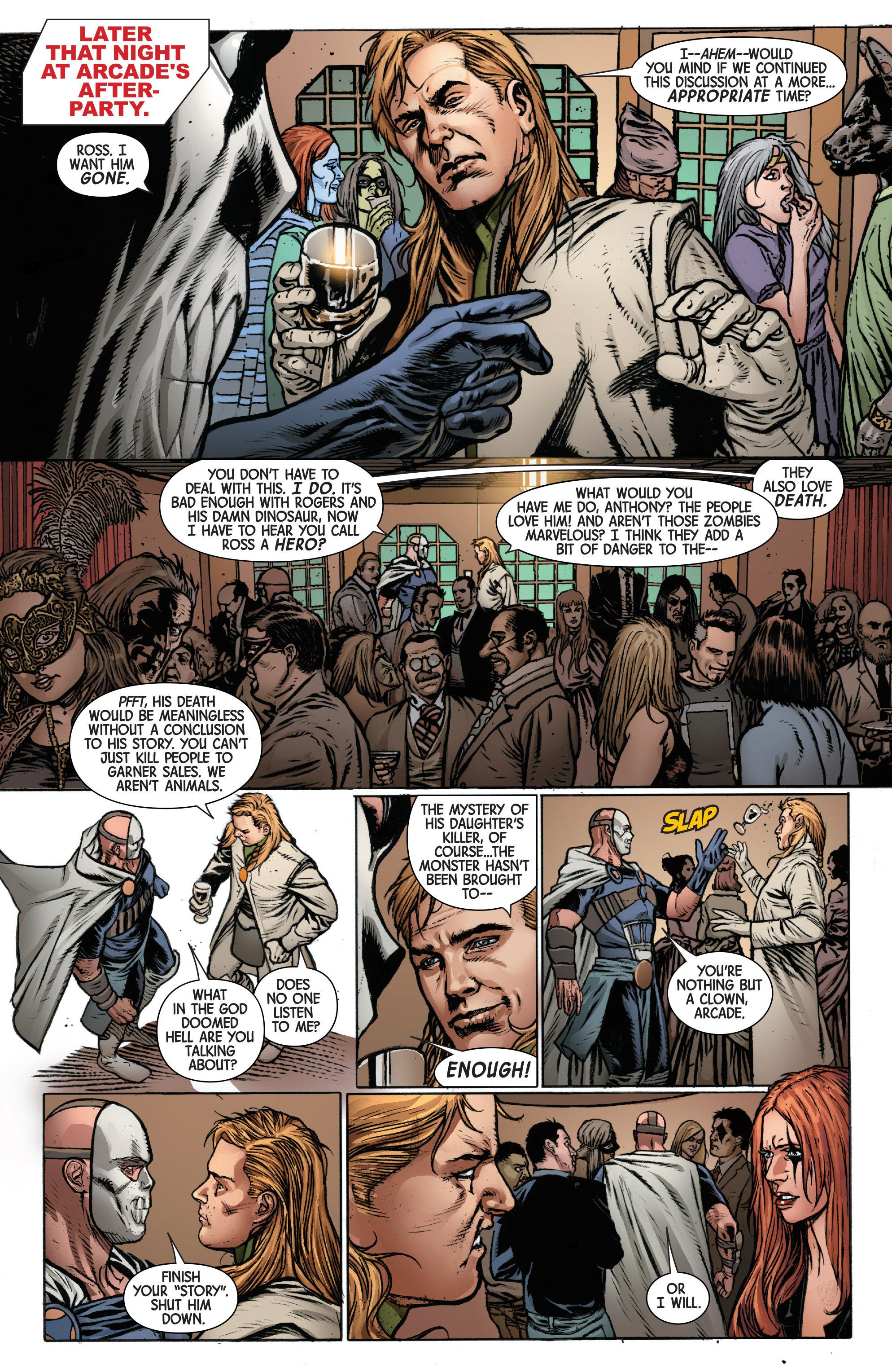 Read online Secret Wars: Battleworld comic -  Issue #2 - 16