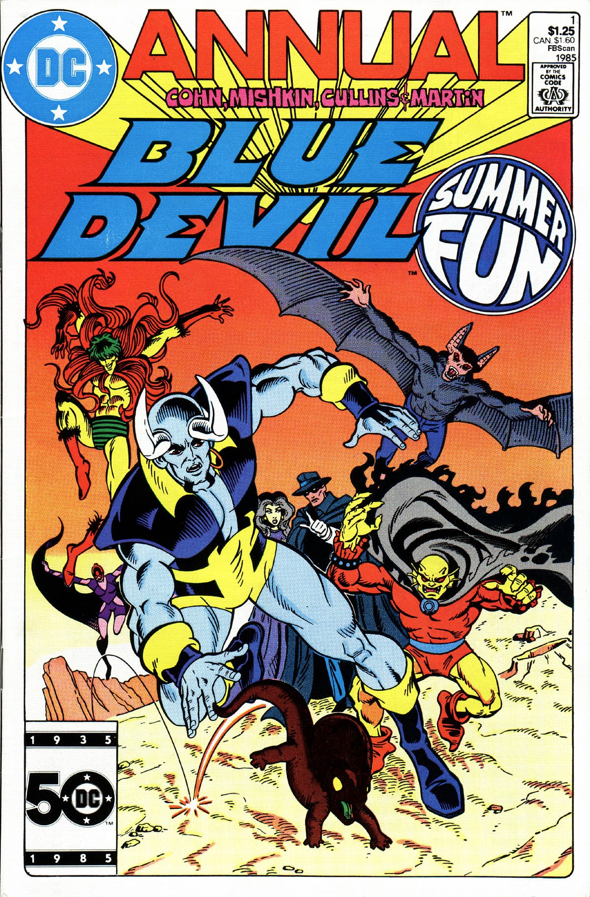 Blue Devil Annual_1 Page 1