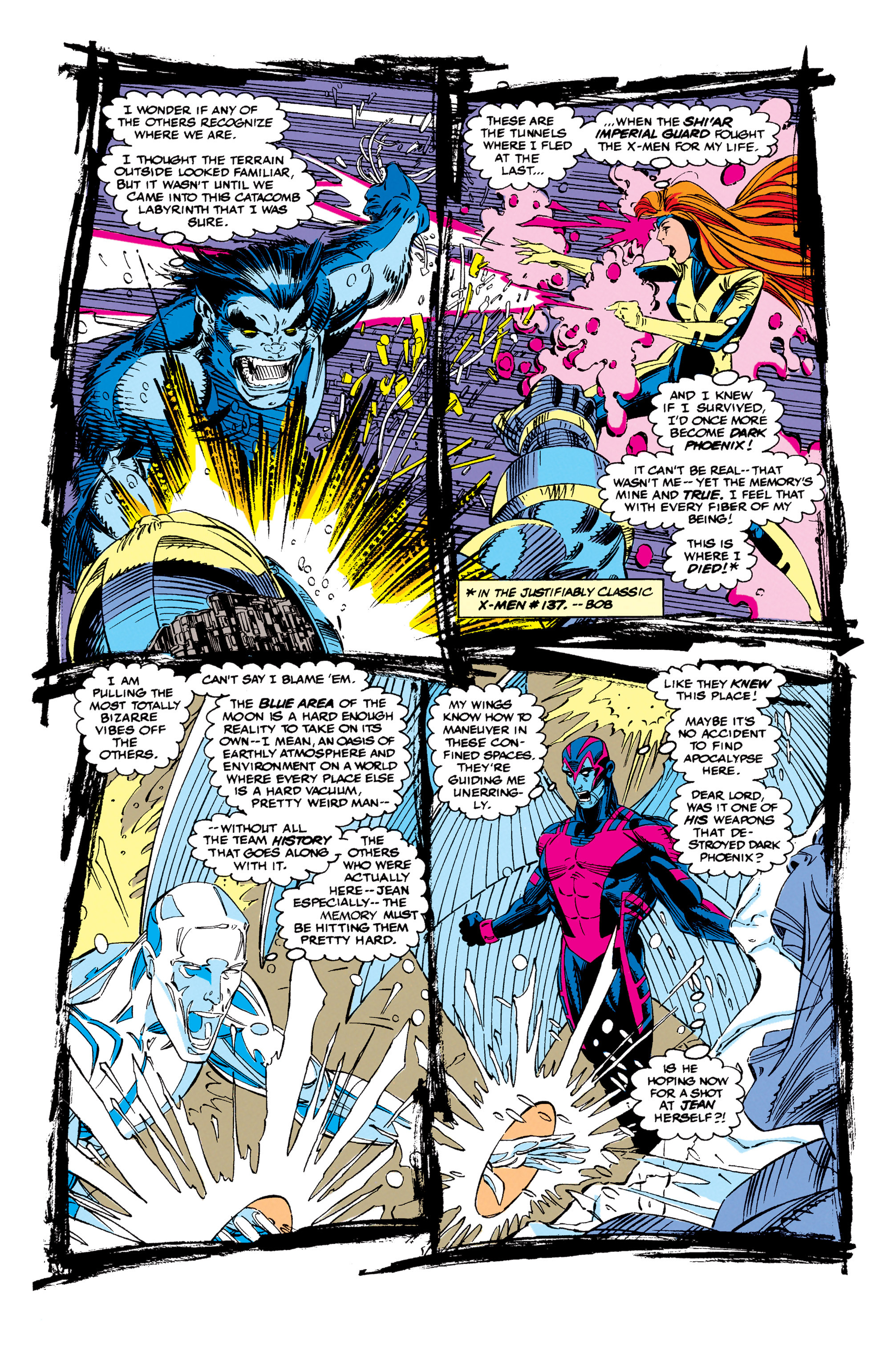 Read online X-Factor (1986) comic -  Issue #67 - 15