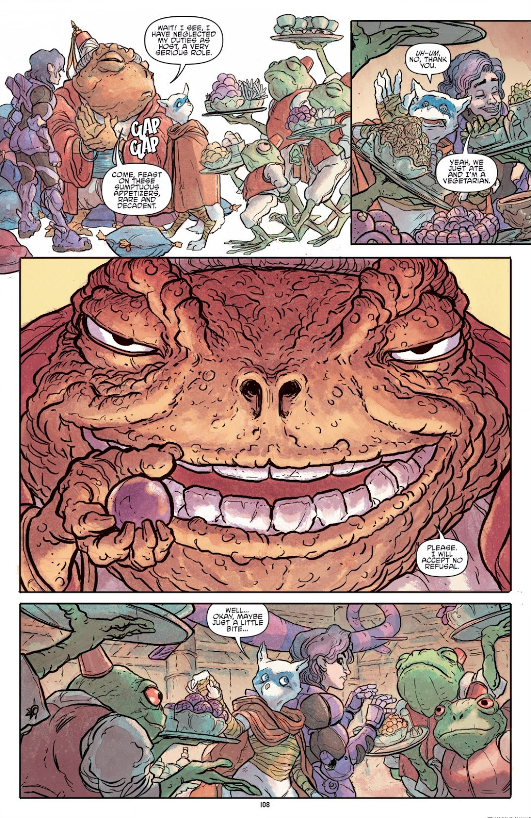Read online Teenage Mutant Ninja Turtles: The IDW Collection comic -  Issue # TPB 9 (Part 2) - 9