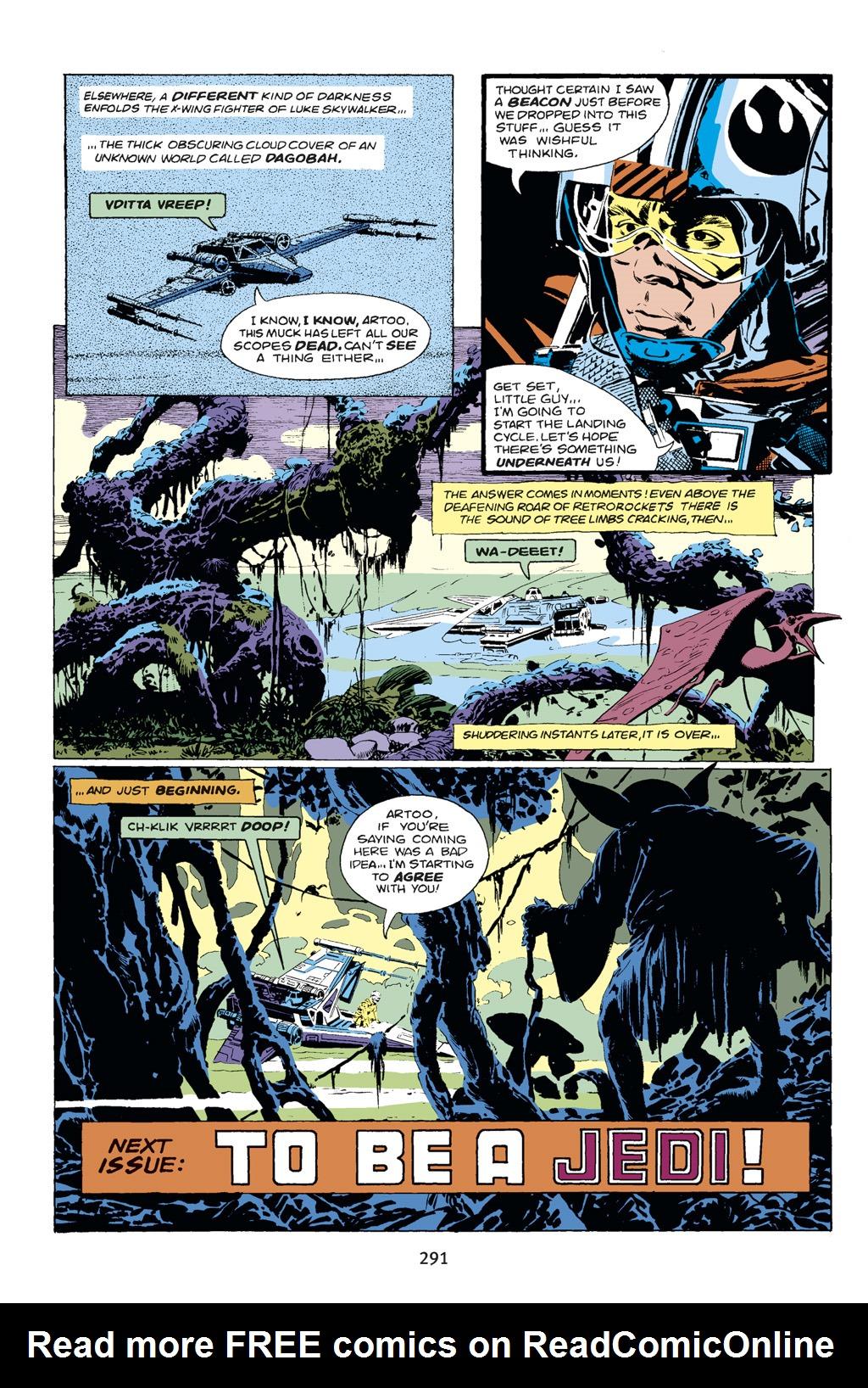 Read online Star Wars Omnibus comic -  Issue # Vol. 14 - 289