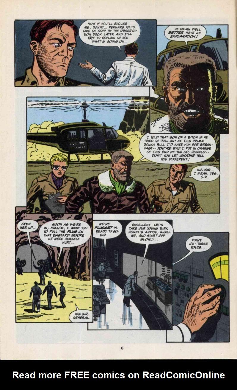 Read online Doctor Zero comic -  Issue #7 - 8