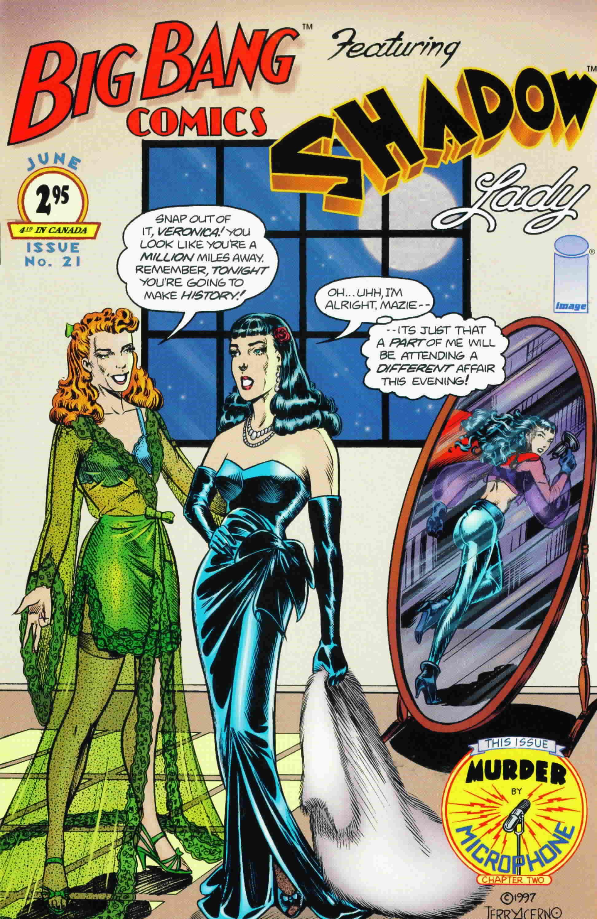 Big Bang Comics 21 Page 1