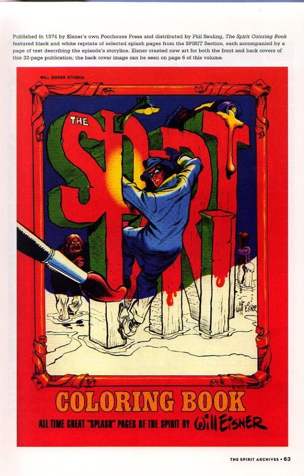 Read online Will Eisner's The Spirit Archives comic -  Issue # TPB 26 (Part 1) - 70