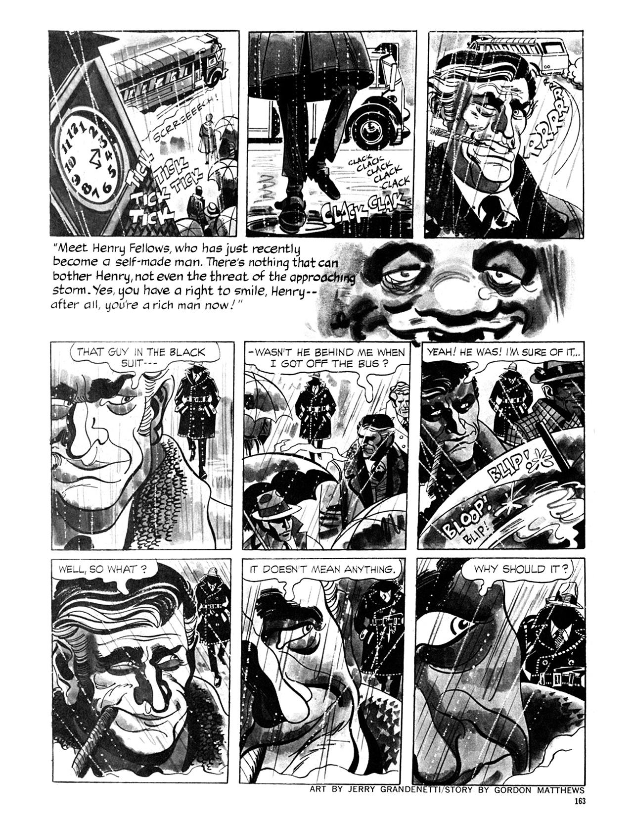 Read online Eerie Archives comic -  Issue # TPB 6 - 163
