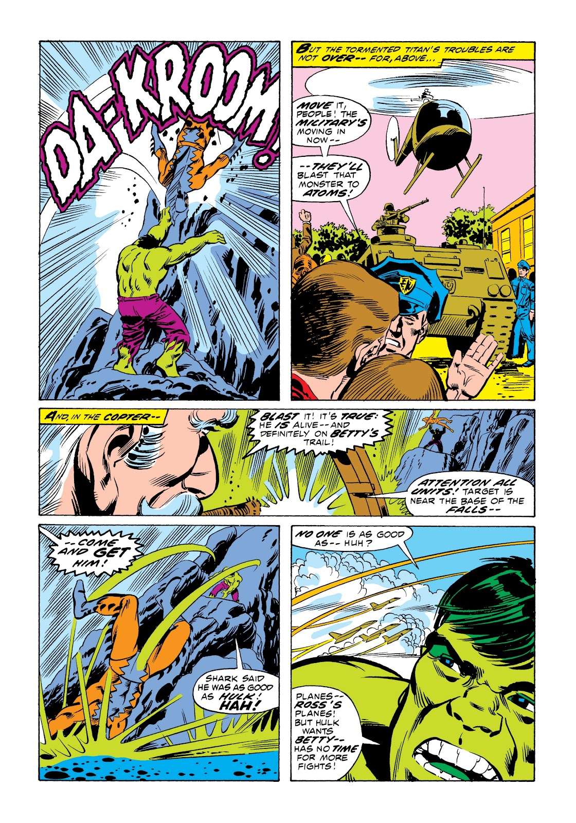 Read online Marvel Masterworks: The Incredible Hulk comic -  Issue # TPB 9 (Part 1) - 91